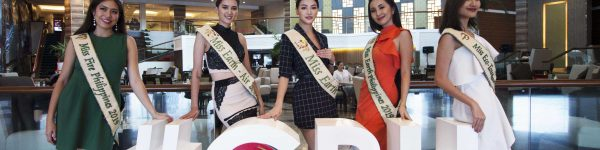 Century Park Hotel is the Official Residence of Miss Earth 2019 Delegates