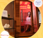 Red Sauna: Designed with your wellness in mind