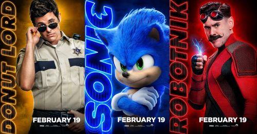 Sonic The Hedgehog Races To Philippine Cinemas This February
