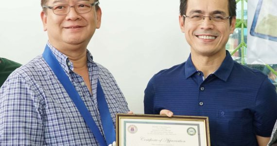 Manila Mayor Isko Moreno forms partnership with Acer Philippines for better library facilities