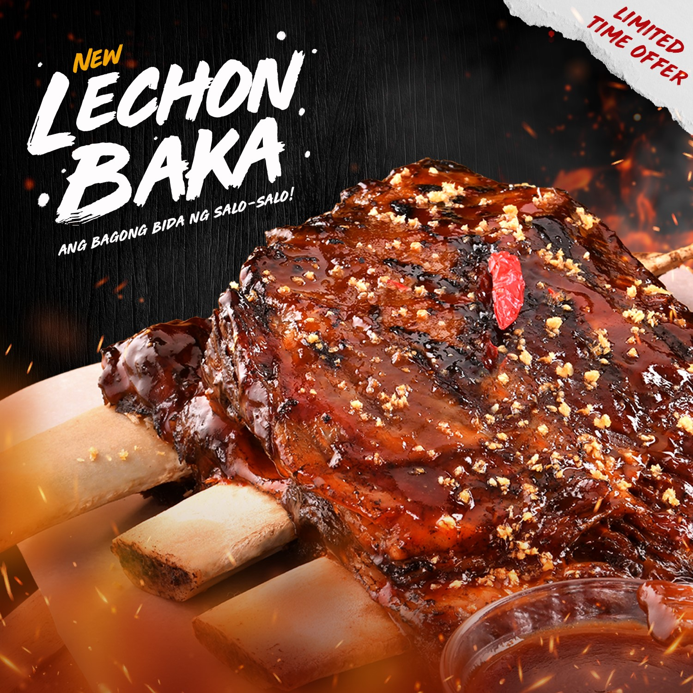Get a taste of Kuya J's new Lechon Baka - Orange Magazine