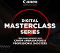 Canon Philippines hold Digital Masterclass Series