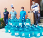 Water Relief from Manila Water Foundation Deployed for QC Hospital Frontliners