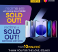 realme Philippines marks another successful launch with sold out realme 6 and realme 6 Pro in just 10 minutes!