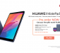 Huawei is offering huge deals on HUAWEI MatePad T