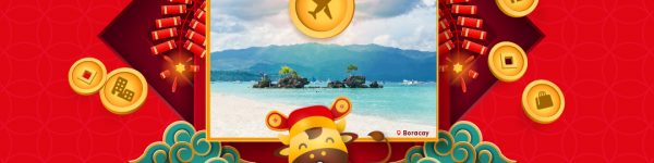 Ox-citing travel deals this Chinese New Year with AirAsia's Lucky 8 Sale